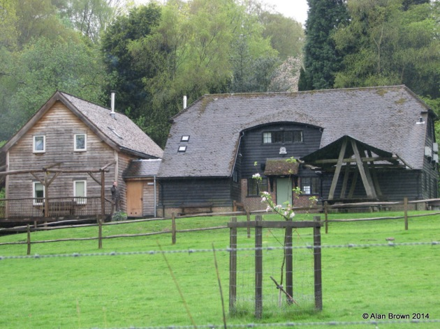 Swan Barn farm - Speckled Wood House and Hunter base camp
