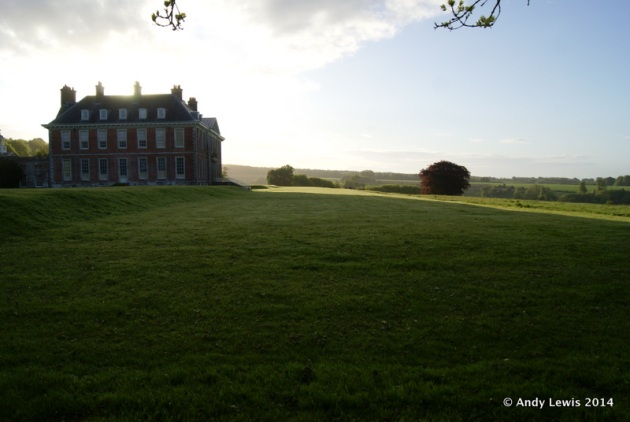 Uppark House and South Meadow